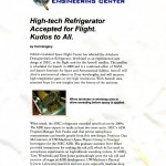 Space Science and Engineering Center Article pg 1