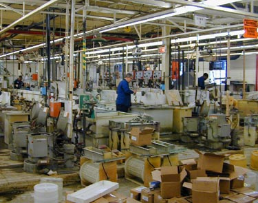 Metal Finishes - Sterling Plating, Inc  Harwood Heights, IL